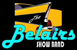 7pm to 11pm – Belairs Show Band