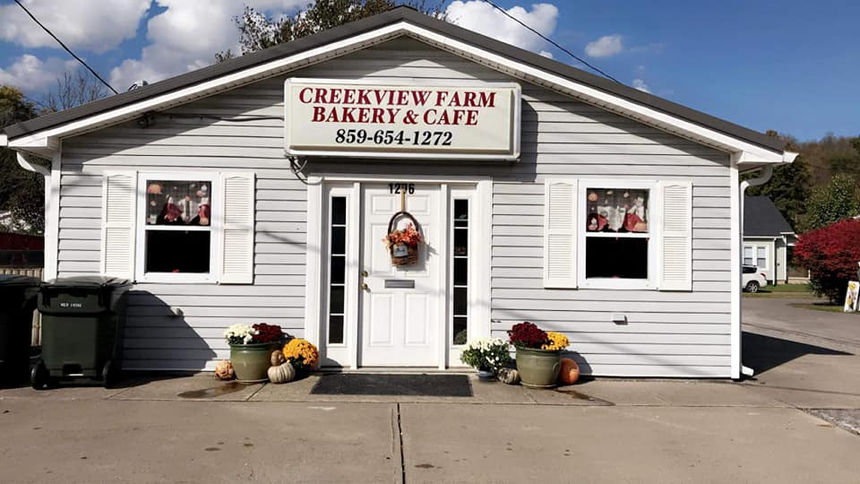 8am to 2pm – Creekview Farm Bakery