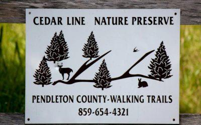 8am to 8pm – Cedar Line Nature Preserve